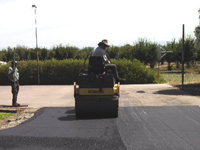 Paving / Resurfacing